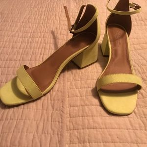 ASOS Honeydew Block heel